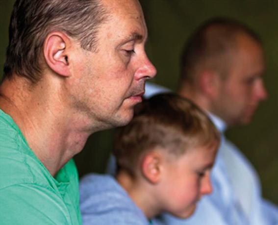 Sesja dla ojców i synów 2018