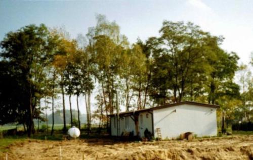 Budynek tymczasowy